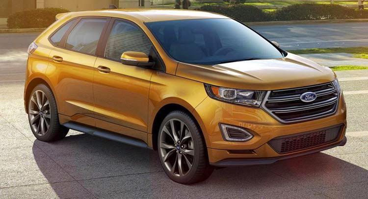 Ford Edge Sport 2015 a precios desde $38,100 en los EE.UU. » Los Mejores Autos