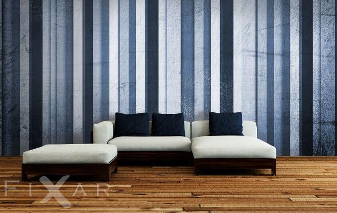 Wand-Vertikaljalousien Fototapete fürs Wohnzimmer Pinterest Wand