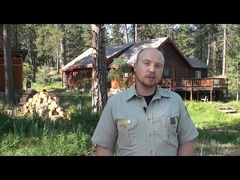 Wildfire Prevention Defensible Space