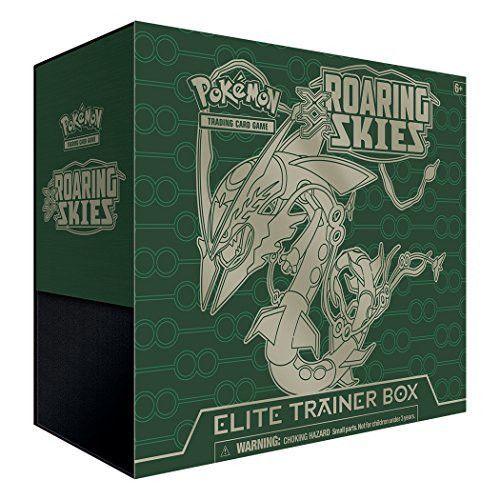 Pokemon TCG: XY-Roaring Skies Elite Trainer Box Card Game