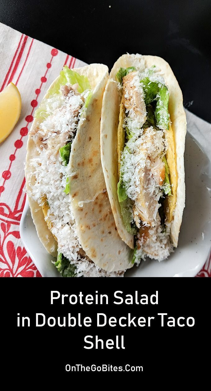 Chicken Caesar Wrap For On-The-Go images