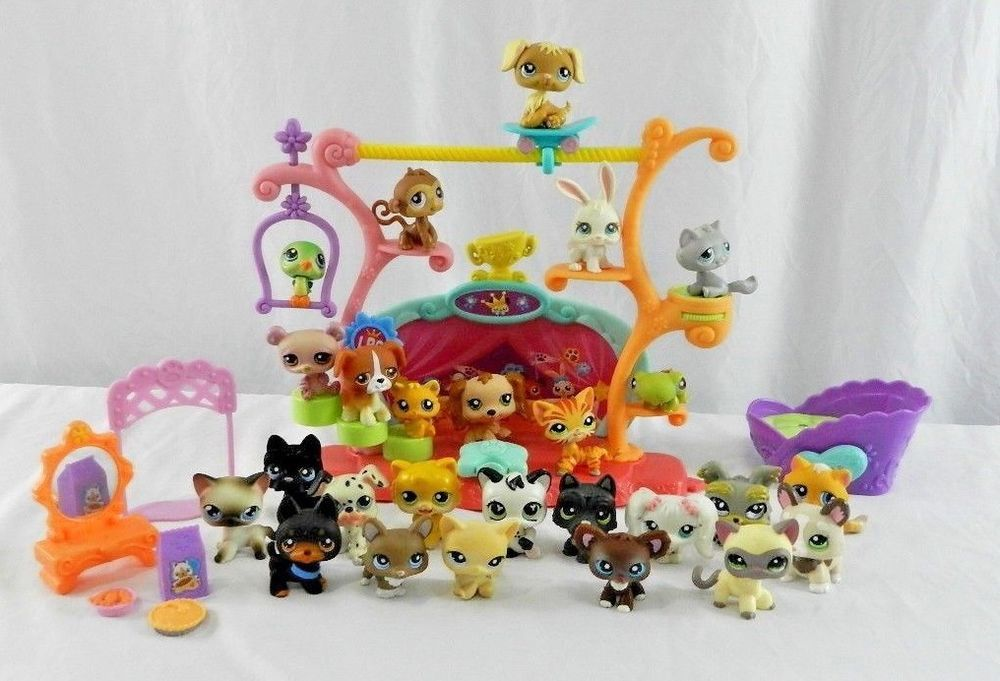 littlest pet shop hasbro # 43