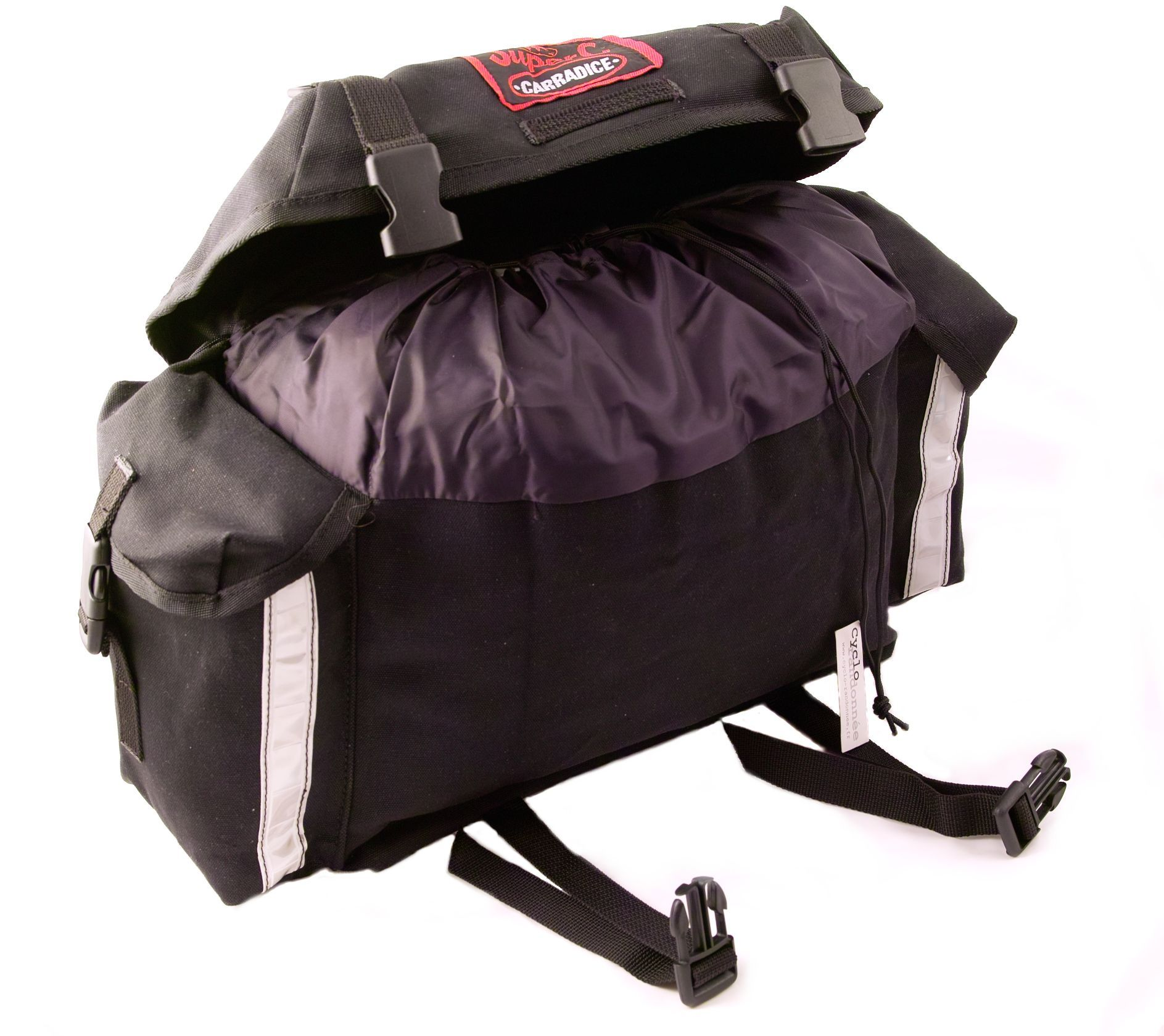 Sacoche de selle Carradice Super C Saddlebag. | Vélos | Pinterest