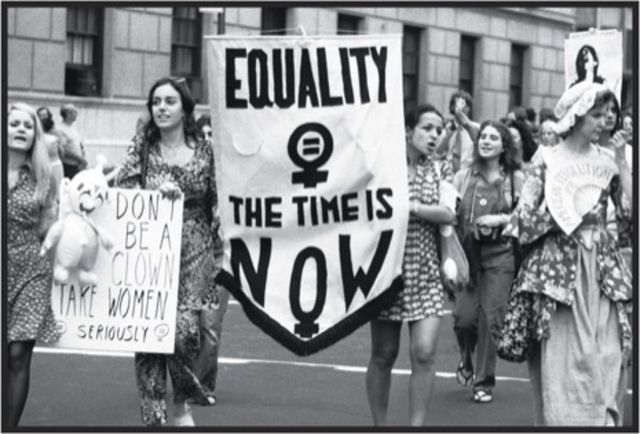 Suffrage Women S Right And Feminism Second Wave Feminist Movement Woman Essay