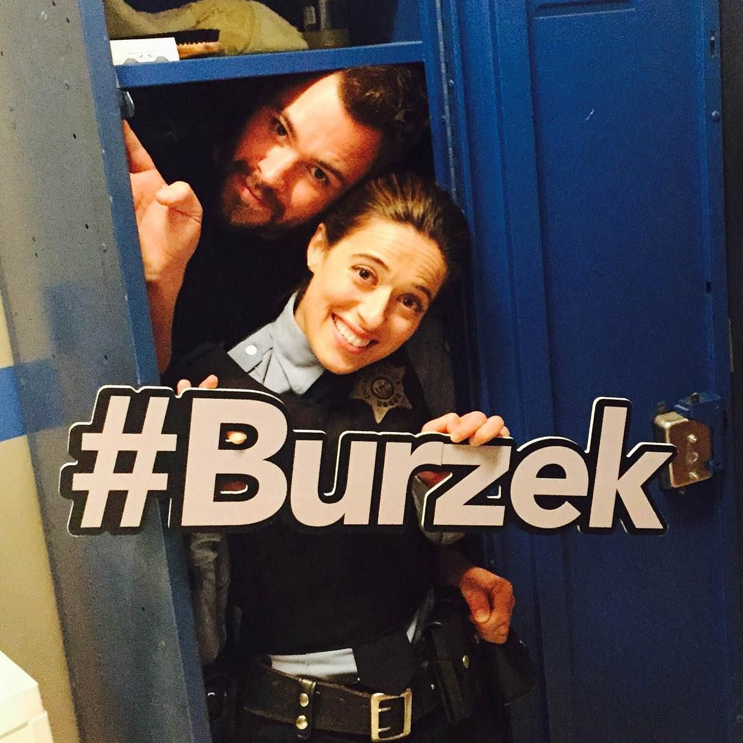 """""""#Burzek is READY for tonight's #ChicagoPDPremiere! Are you?"""""""