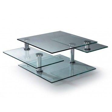 Modern Glass And Chrome Rectangular Motion Coffee Table Turin Modern Glass Coffee Table Coffee Table Rectangle Modern Wood Coffee Table