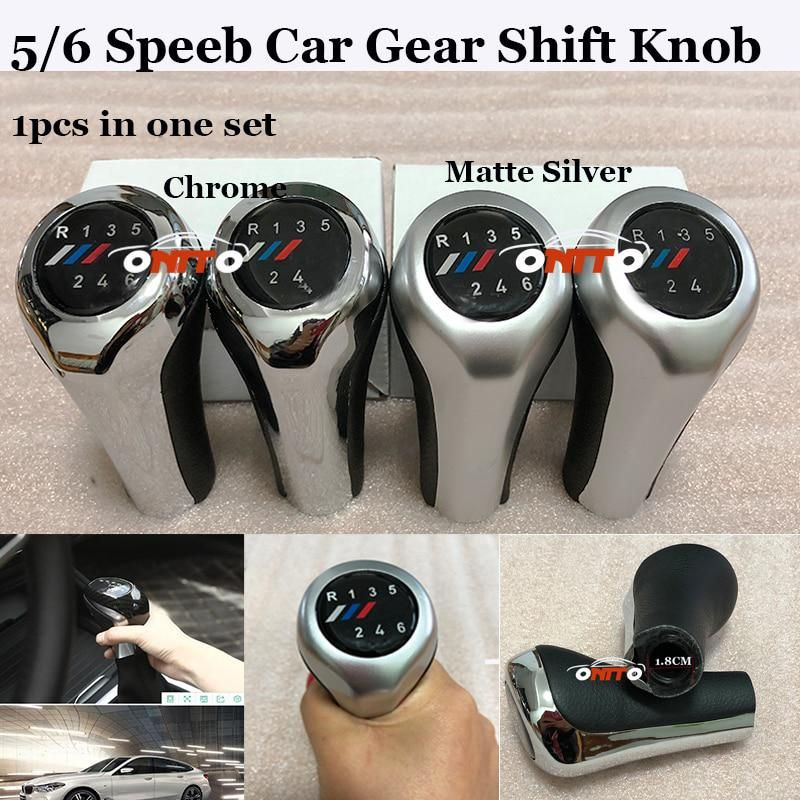 Universal 5 Speed Manual Gear Stick Knob Shifter Auto Car Motor Lever Gear Knob for Your Love Car