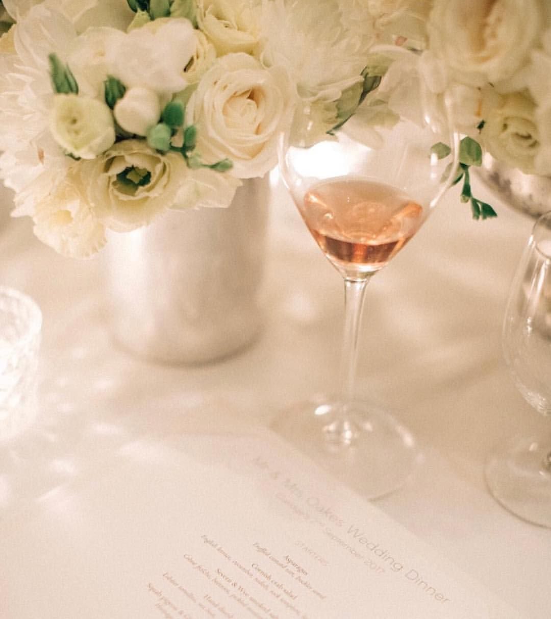 Adore these simple small vases and groups of flowers with