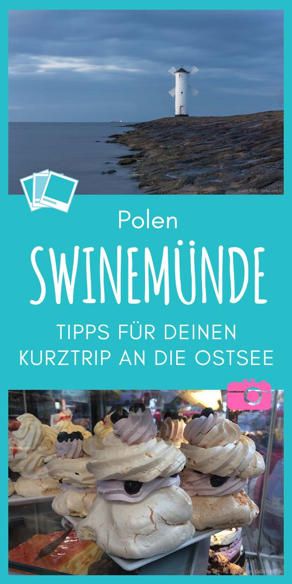 Kurztrip an die polnische Ostsee 9 Tipps für Swindemünde