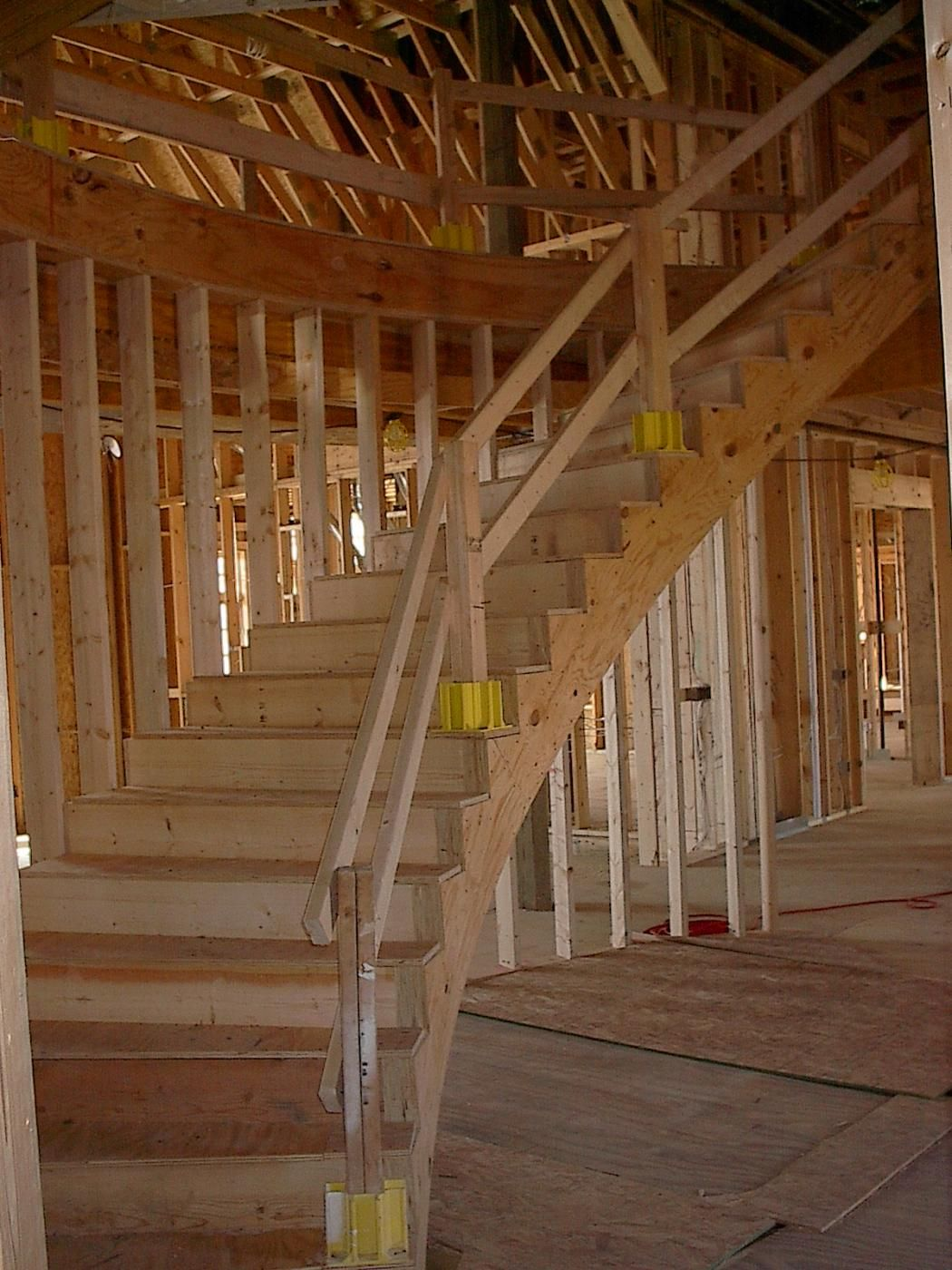 Curved Staircase Curved Air Curved Arrow Curved Plywood