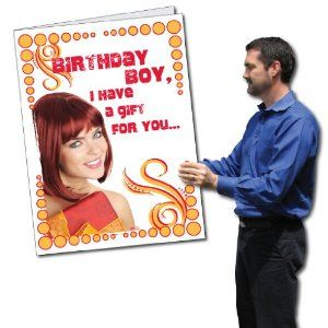 Despite What May Be Listed With Amazon We Generally Print And Ship All Giant Greeting Cards Within 2 Business Days