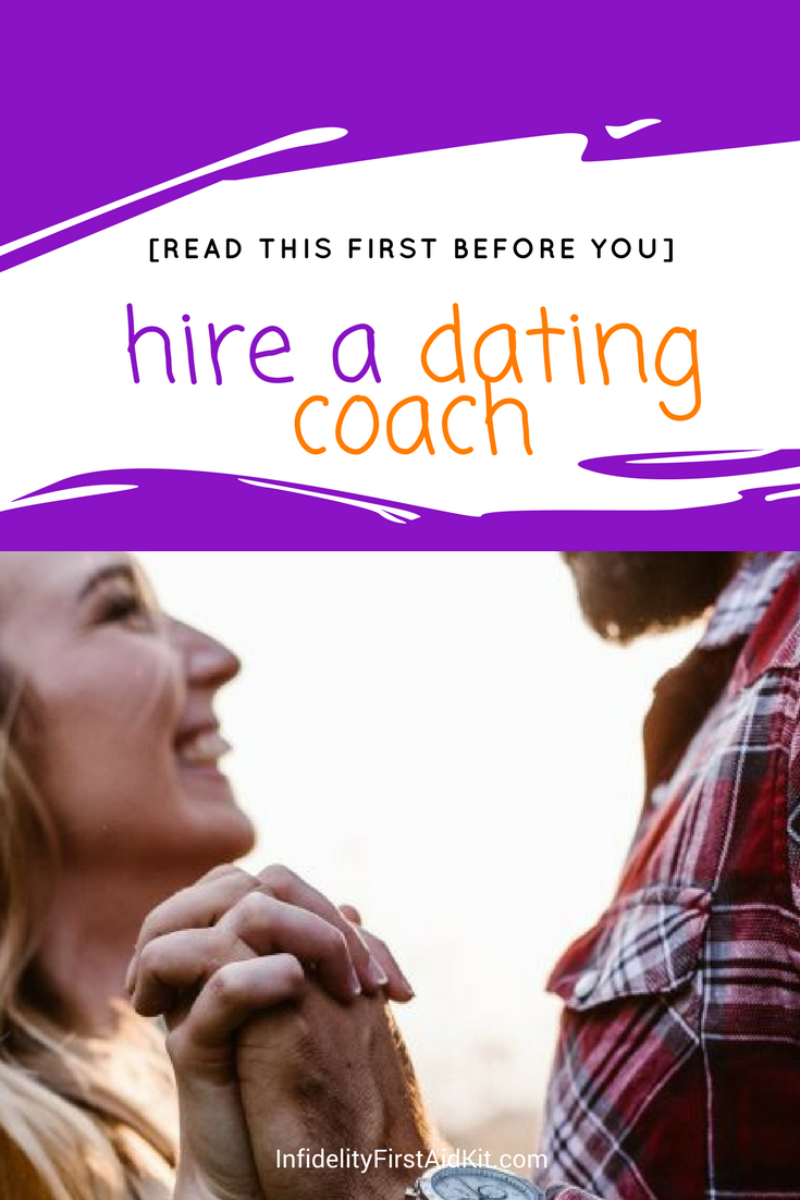 Hiring a dating coach