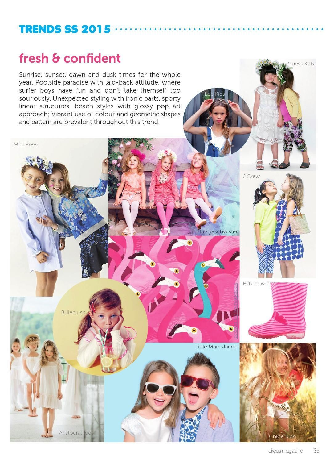 Trends SS 2015 by Circus Magazine