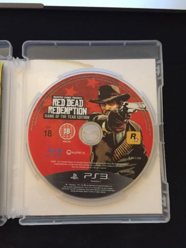 Red Dead Redemption -- Game of the Year Edition (Microsoft Xbox 360 2011) https://t.co/VDAO0uM8Uw https://t.co/ttQBbkIwof