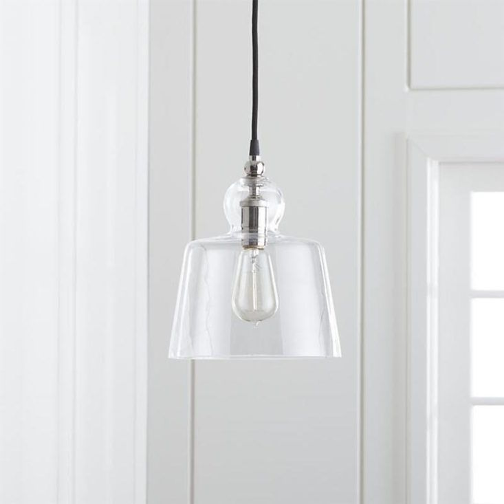 crate and barrel lighting fixtures. Crate \u0026 Barrel Lander Pewter Pendant Light And Lighting Fixtures B