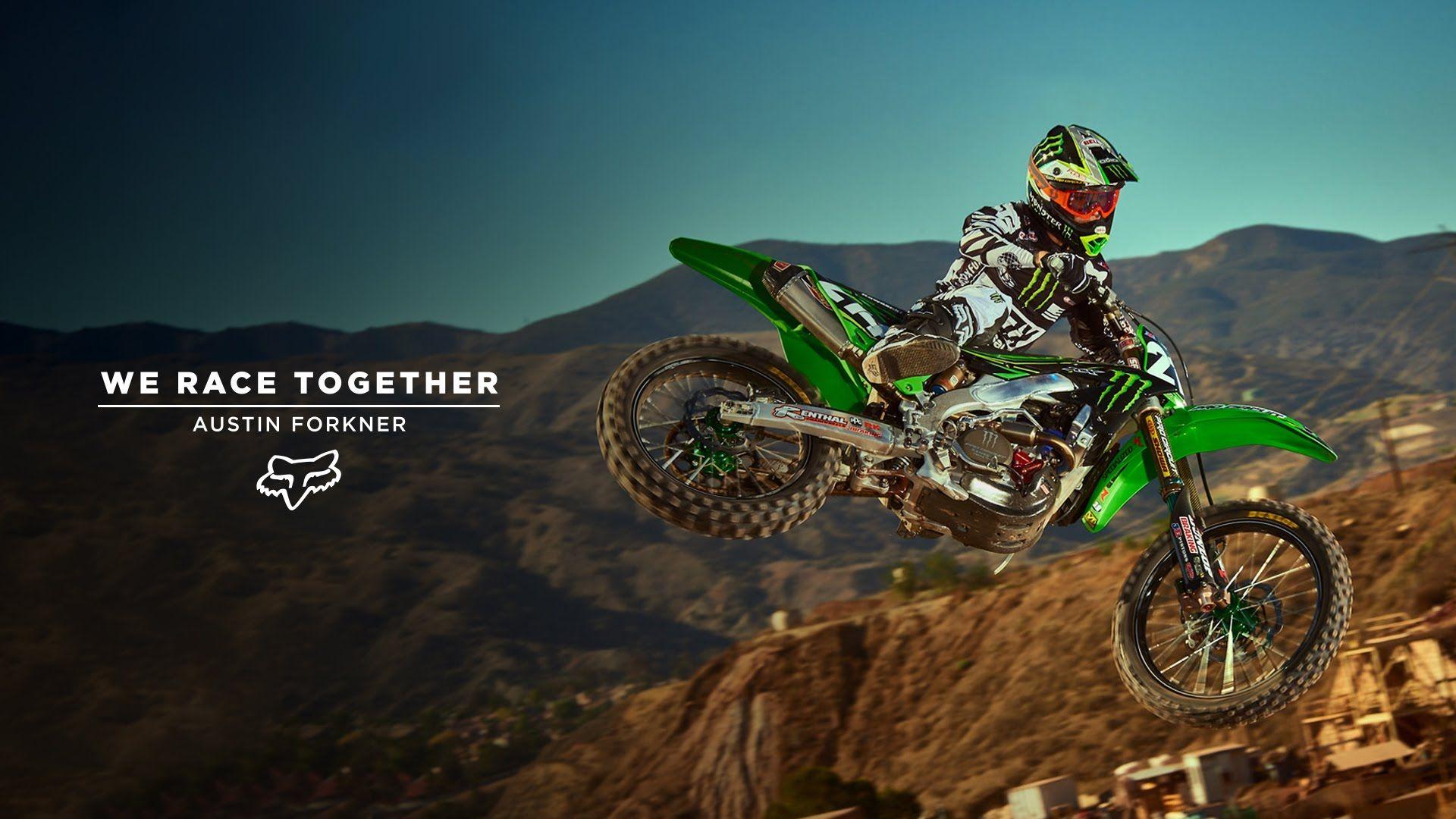 Fox MX Presents Austin Forkner We Race Together Cool