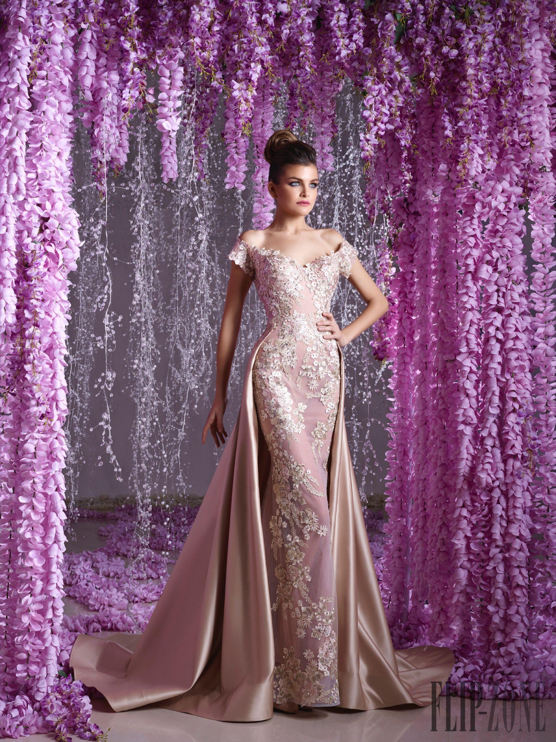 Toumajean couture Spring-summer 2016 - Couture | Vestiditos, Alta ...
