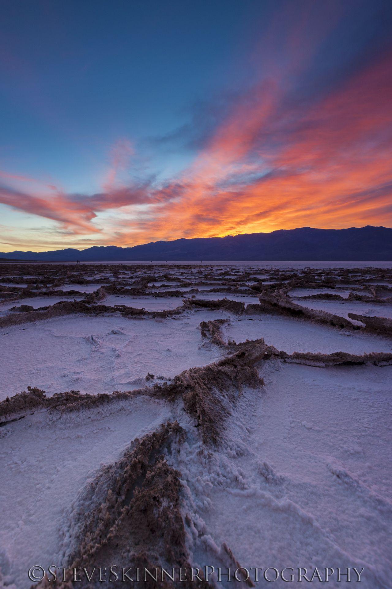 Ridges of Salt by Steve Skinner on 500px