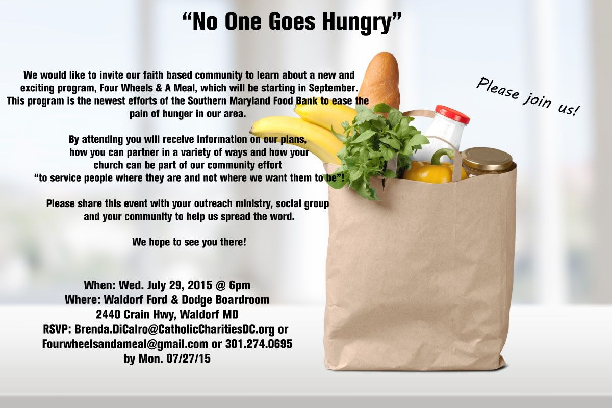 food bank of the southern tier mobile food pantry