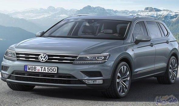 فولكس فاغن تستعد للكشف عن سيارتها الجديدة Tiguan Allspace Volkswagen Classic Cars Best Classic Cars