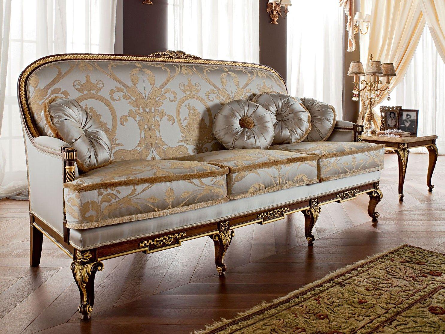 12418 Sofa By Modenese Gastone Group Classic Sofa Styles Classic Sofa Luxury Sofa