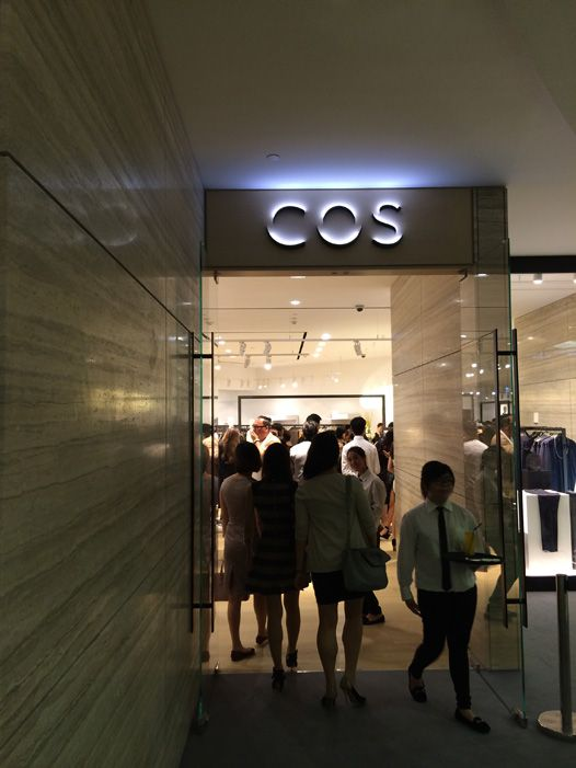 bb7b3a5c0e A Look At COS Singapore s First Store In ION Orchard
