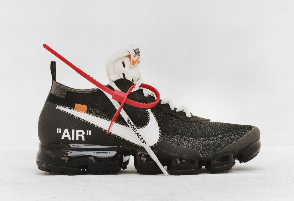 Here S How To Get Virgil Abloh S Off White X Nike The Ten