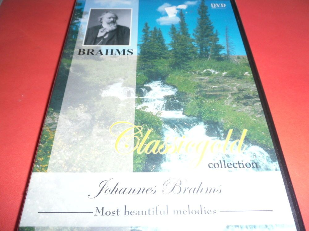 Johannes Brahms - Most beautiful melodies ( Classicgold  Collection )    OVP/NEU 2,21 €