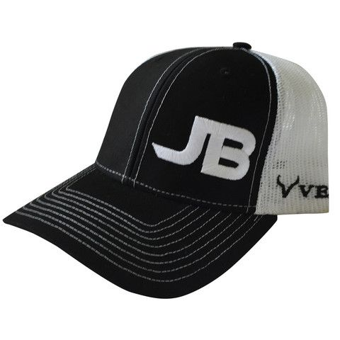 aa263a71db0 JB Mauney - Black White Snapback Cap – VEXIL BRAND