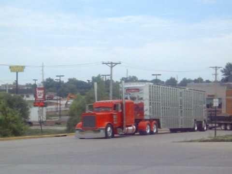 "Show Truck ""Kwiturbitchin"" at 09 Super Show Rigs"