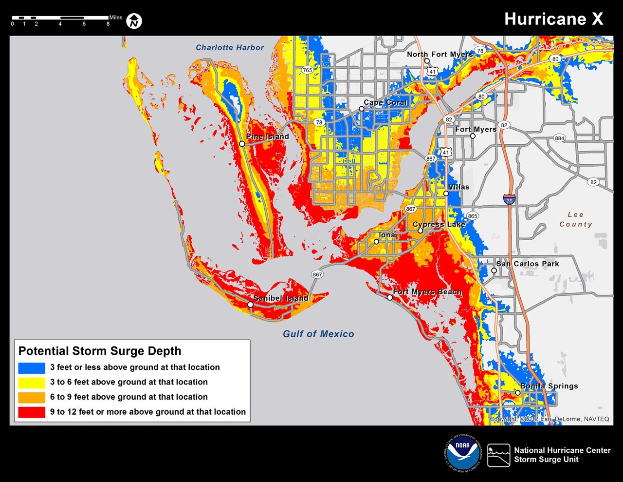 National Hurricane Center Gives Storm Surge Modeling A Major Boost Storm Surge Flood Risk National Hurricane Center
