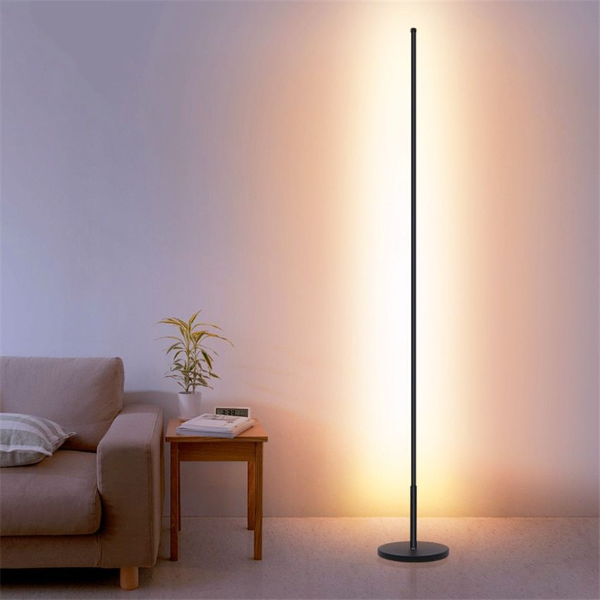 Postmodern Led Floor Lamp Living Room Bedroom Study Decorate Light Floor Indoor Lighting St Standing Lamp Living Room Floor Lamps Living Room Lamps Living Room
