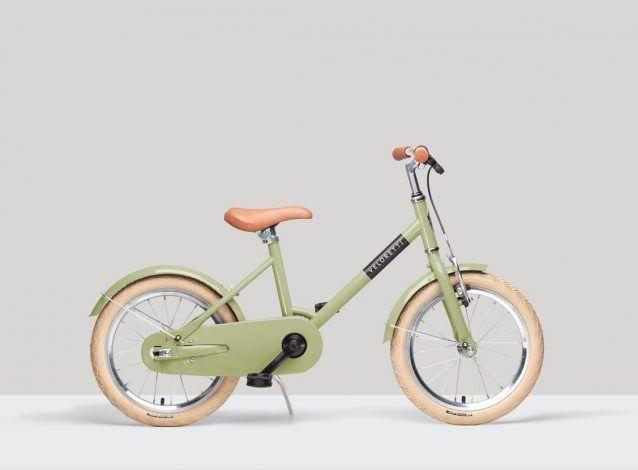 Bike Star 40 6cm 16 Zoll Kinder Fahrrad Cruiser Schwarz Matt