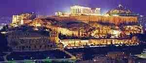 Athens-Capital of Greece