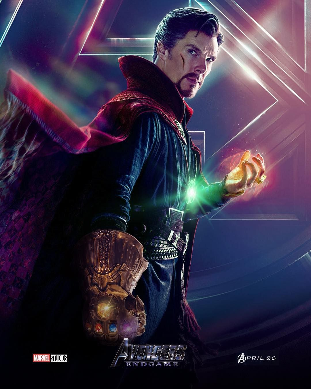 Vincenzo Marchitto On Instagram Dr Strange Take Time Back