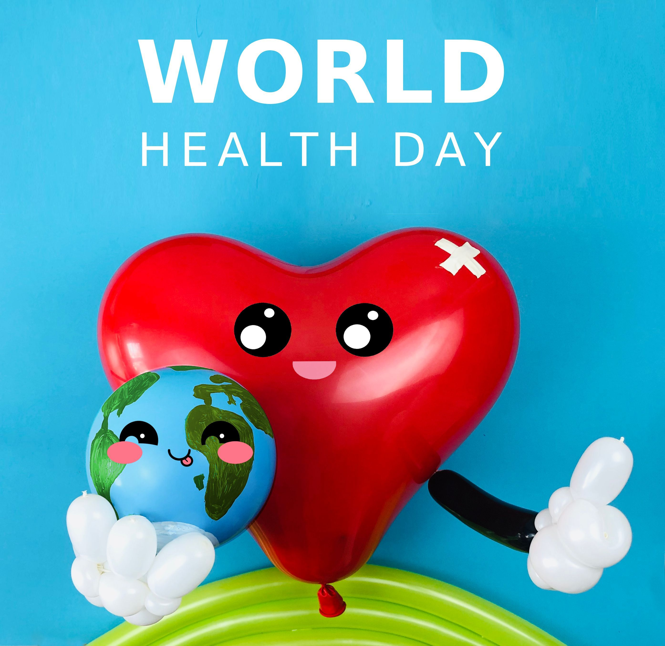 World Health Day is celebrated on 7 April as World Health