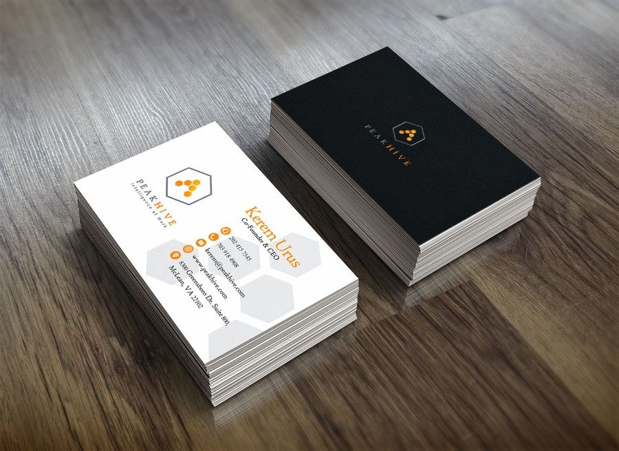 Create a logo and business card design for a Business Intelligence ...