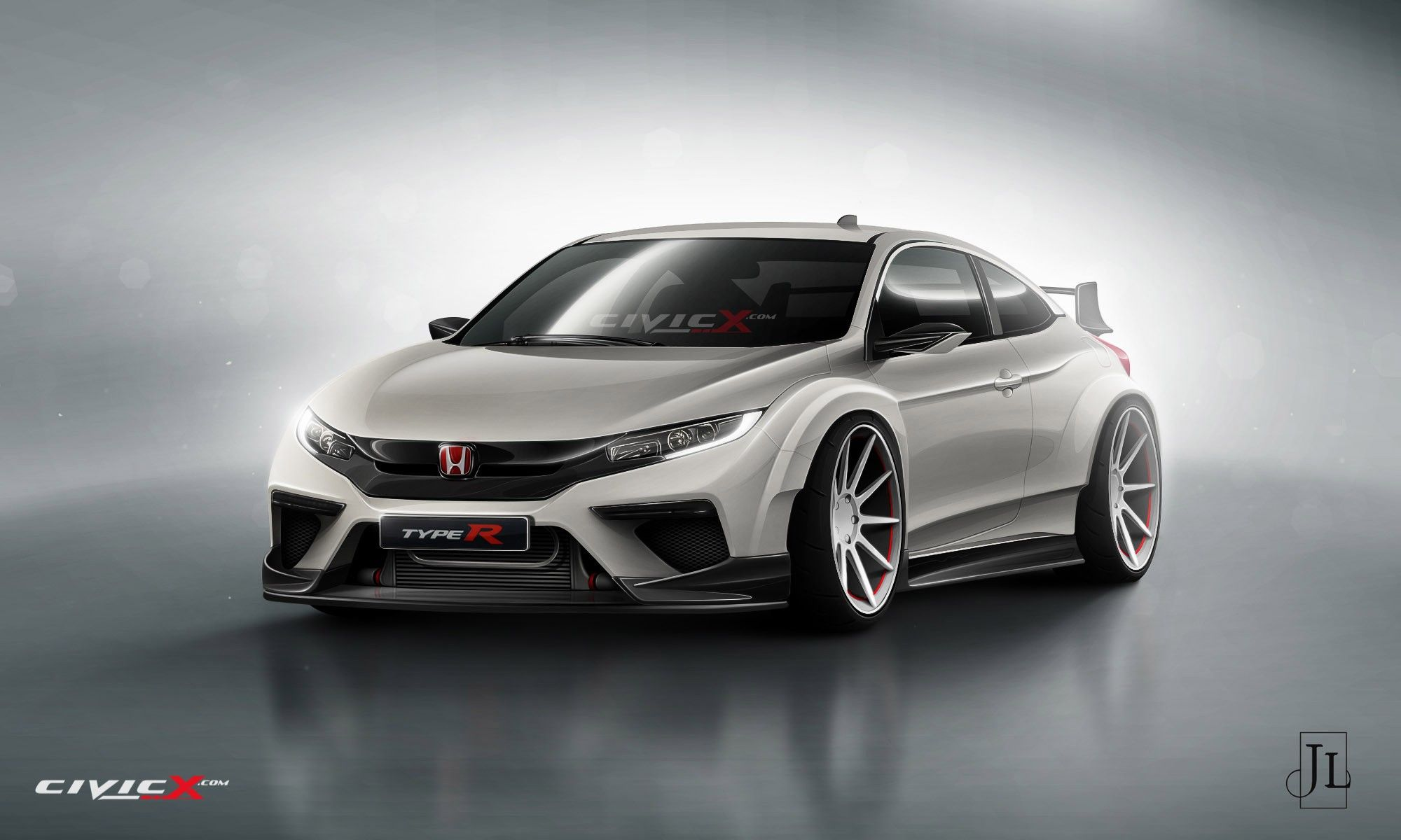 2017 Honda Civic Hd Wallpaper Download Wallpaper Pinterest