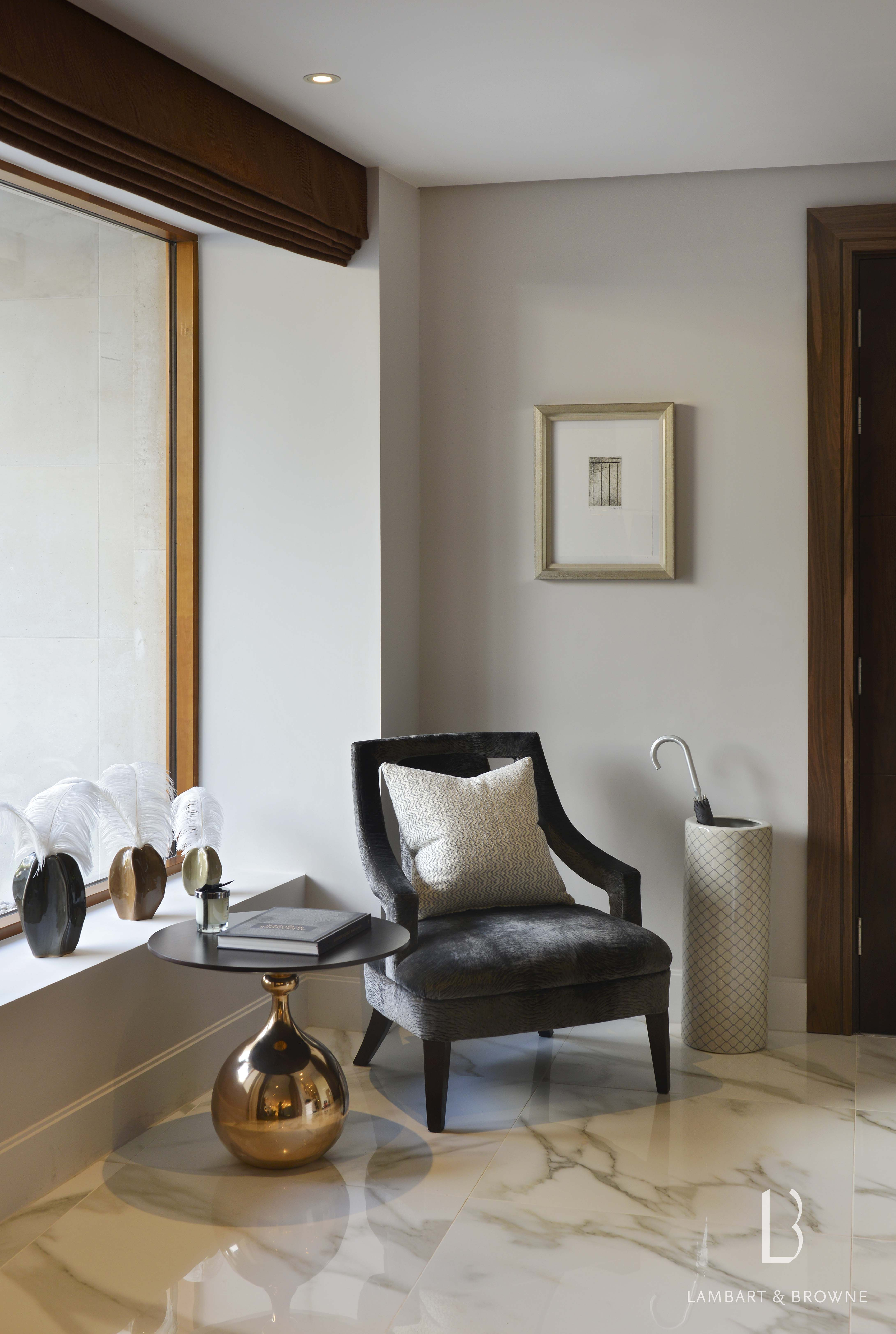 Lambart and Browne Interior Design - Photograph of our project in St ...