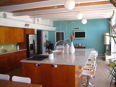 Inspiring Kitchen Designs Mcm Reno Mid Century Modern Kitchen