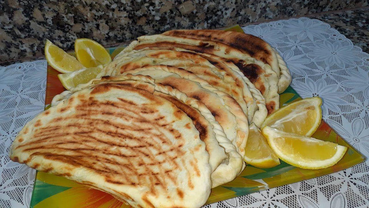 الكريب أو الفطائر التركية غوزلام بأروع عجينة صحية سهلة و سريعة Gozlem Cooking Food Breakfast