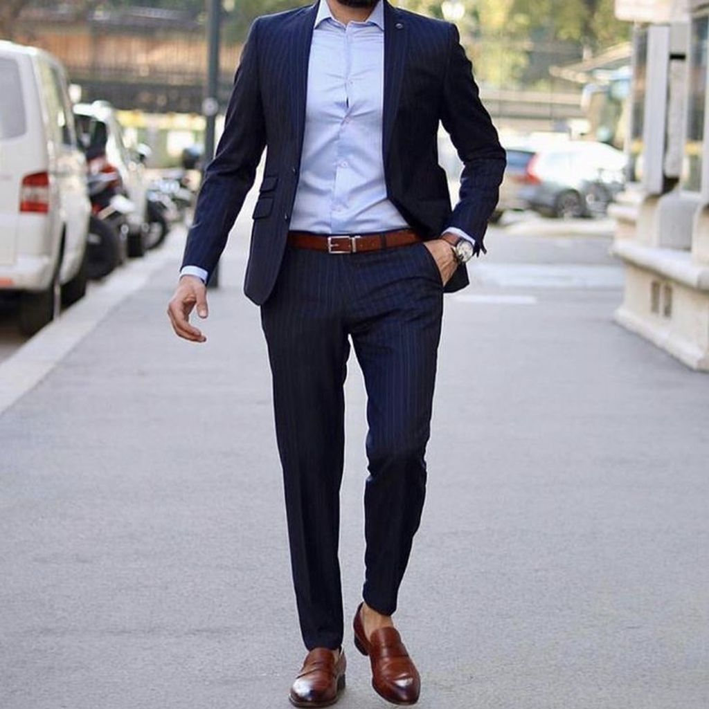 46 Flawless Work Outfit Ideas For Men 2019 To Try Now Business Casual Men Mens Work Outfits Mens Business Casual Outfits