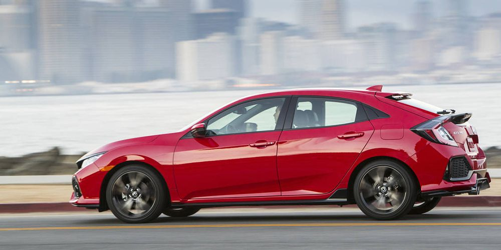 New Honda Civic Hatchback 2018 Has Come To Dealerships Https Carsintrend Com 2018 Honda Civic Hatchback Civic Hatchback Honda Civic Hatchback Honda Civic