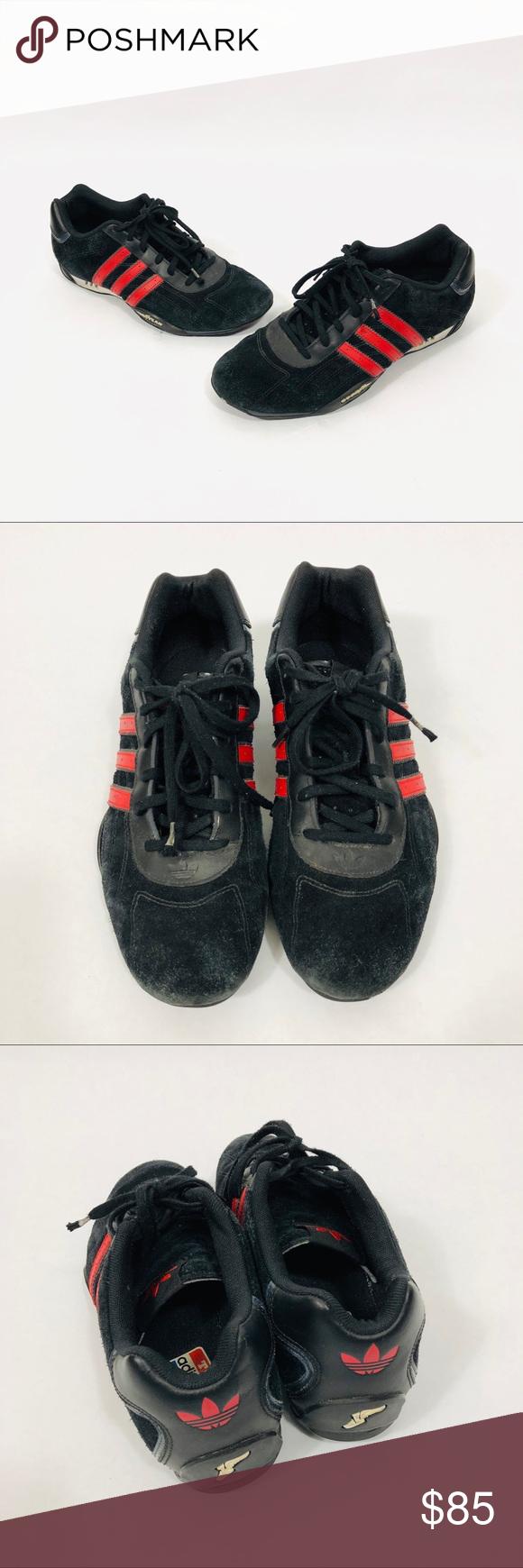 Adidas Adi Racer Low Goodyear Racing Shoes 9.5 Men's Adidas