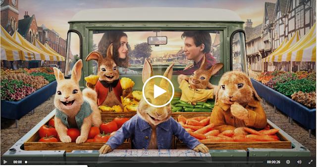 Watch Movie Peter Rabbit 2 The Runaway 2020 Movies To Watch Peter Rabbit Movie Free Movies Online