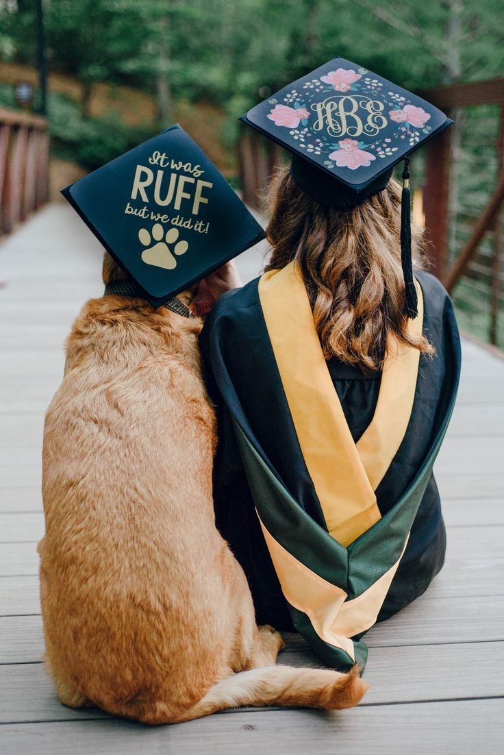 Graduation pictures with your dog in 2020 (With images