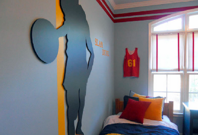 Slam Dunk Boys Room Boys Room Design Room And Boys