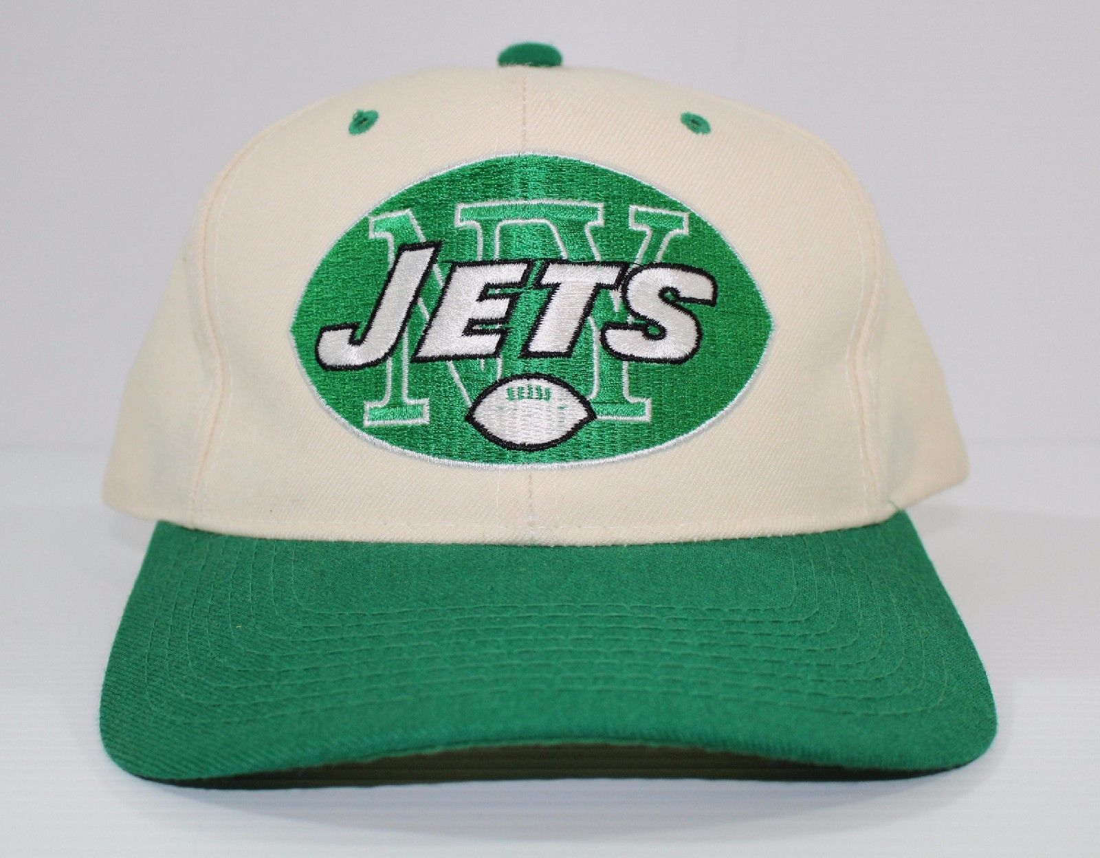 6ba31fc3 ... sweden vintage new york jets football starter snapback hat 90s rare  please retweet 2bfa9 9dced