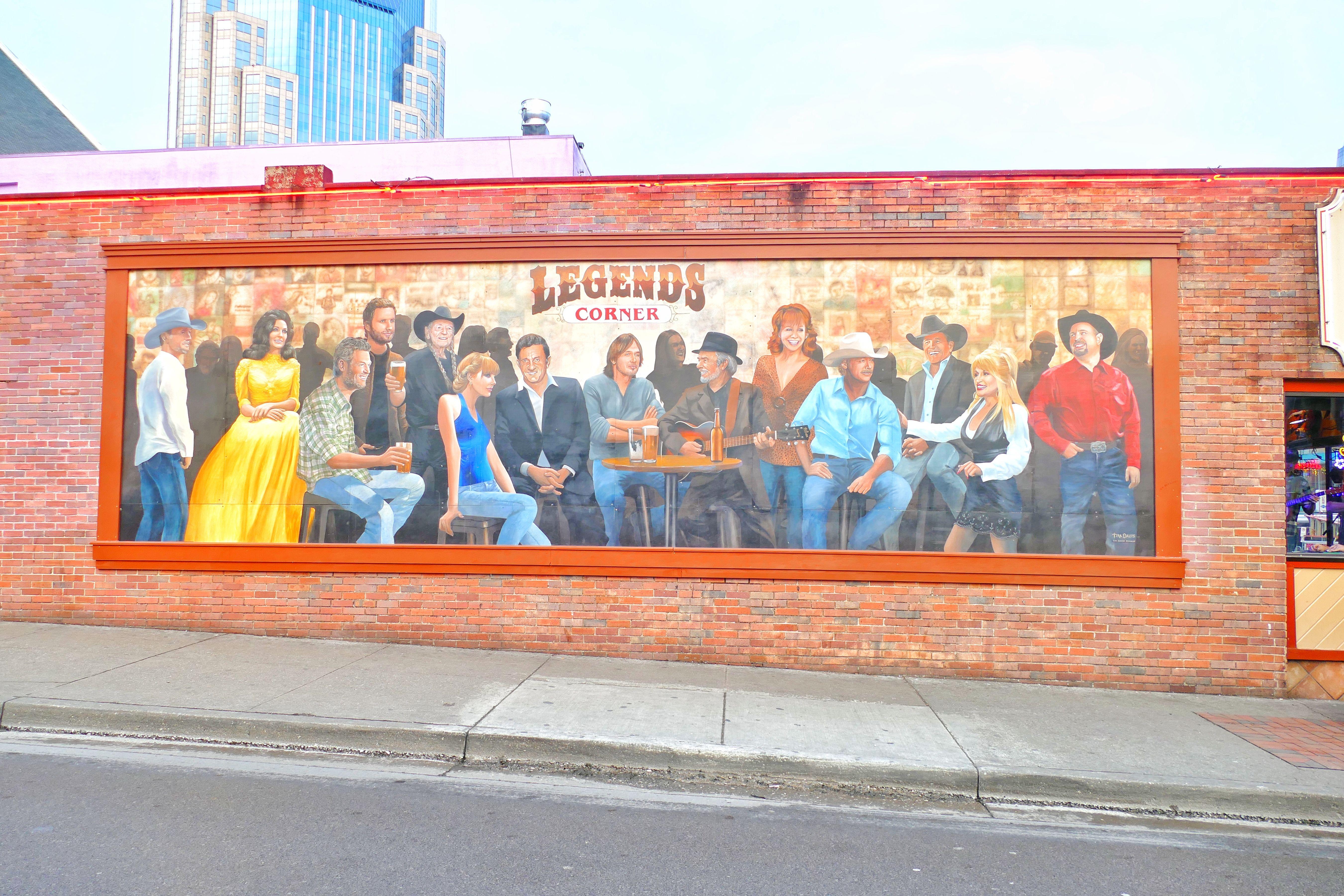 Best Of Nashville Guide Street Art Nashville Painting