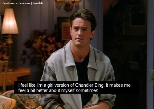 Best Chandler Quotes Friend Memes Tv Show Quotes Chandler Quotes